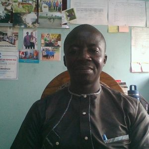 Boniface Kaza Anthony | Africa Peacebuilding Institute