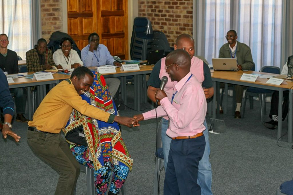 Introduction to Conflict Transformation