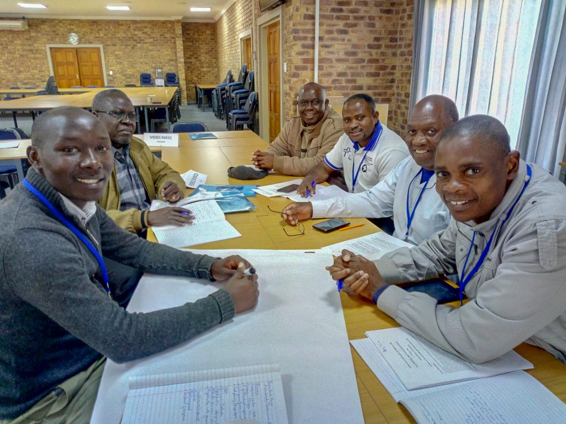 About Registration | Africa Peacebuilding Institute