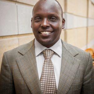 William Kiptoo | Africa Peacebuilding Institute