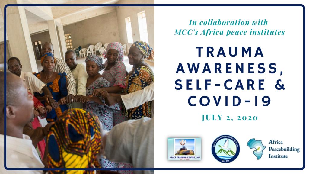 Trauma awareness, self care and covid-19 (2)